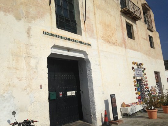550 × 413Images may be subject to copyright . Find out more Building frontage - Picture of El Ingenio, Frigiliana