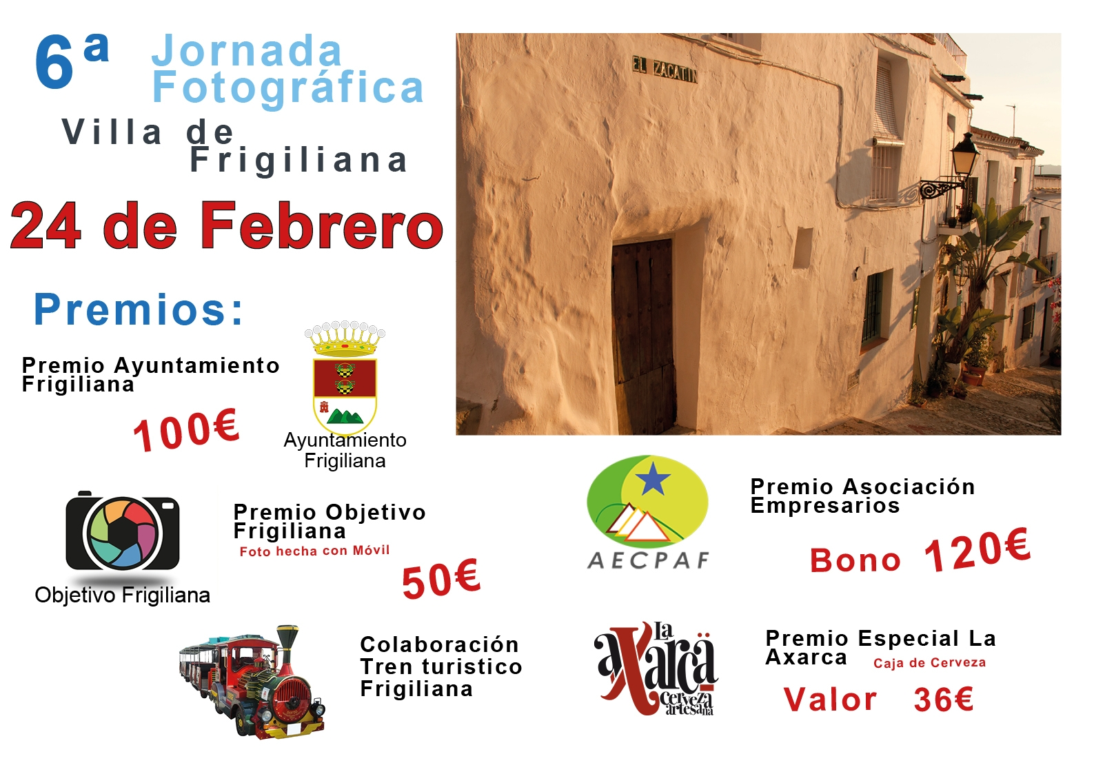 6th Villa de Frigiliana Photographic Conference