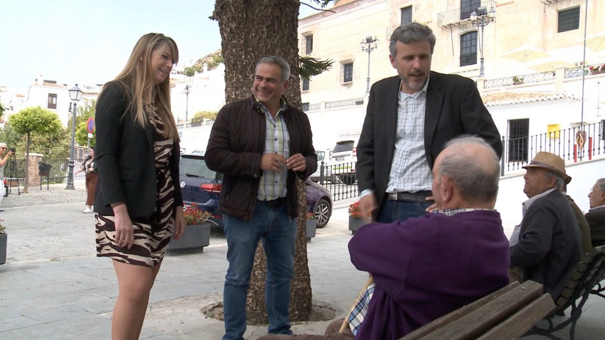 Ignacio Lopez says in Frigiliana that a parliamentary majority of the PSOE will guarantee investments for the province