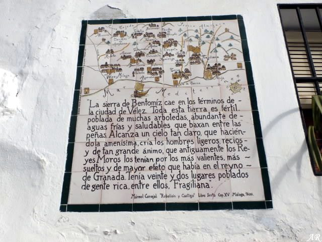 450 years today since the battle of the Rock of Frigiliana
