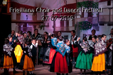 Choir and Dance Festival
