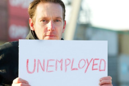 long-term unemployed people