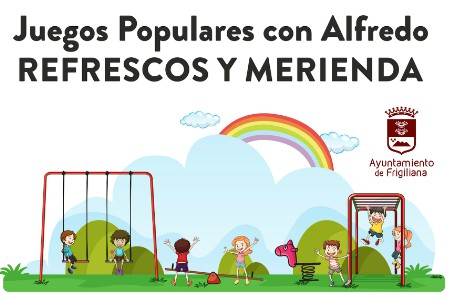 Inauguration of the new children's area of ​​the Parque de Andalucía