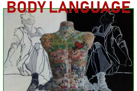 Painting Exhibition (Body Language)