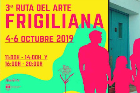 III Art Route in Frigiliana