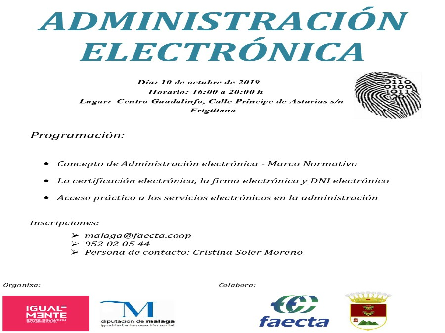 Electronic Administration001