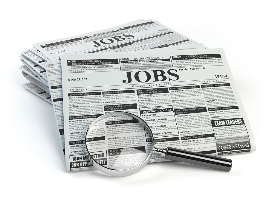 Provisional listings, 2019 employment exchange