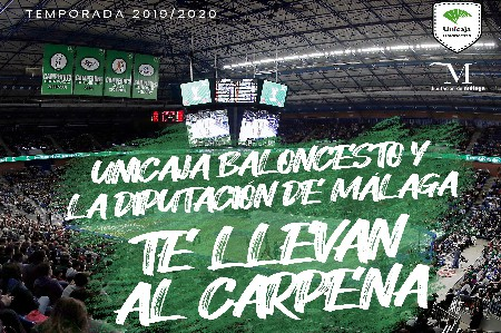 Tickets can be purchased at reduced prices for Unicaja basketball games. The dates and times of the matches can be consulted on the club's website.
