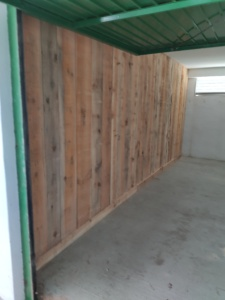 Stud Wall | Timber Frame | Wood Partition wall